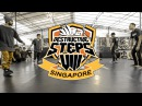 Naise Taise vs Checkered Minds | Top8 | Destructive Steps 2016 Singapore Qualifier | RPProductions