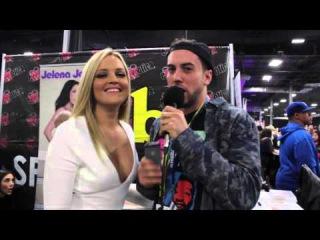 Alexis Texas Interview: Porn Sex Vs Real Sex & Unexpected Orgasam's @ Exxxotica NJ 2015