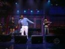Kanye West ft Syleena Johnson Miri Ben Ari - All Falls Down [LIVE] @ Letterman
