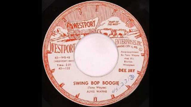 Alvis Wayne - Swing Bop Boogie