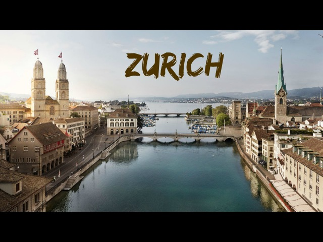 Trip to ZURICH 🇨🇭 | Switzerland TRAVEL VLOG | GoPro HERO4