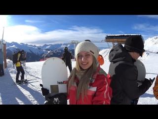 Моя первая поездка на горнолыжный курорт | Архыз Ski 2016