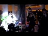Алиса ВОКС и певица СЛАВА - Звенит Январская Вьюга NEW ( HD ресторан 2016 )