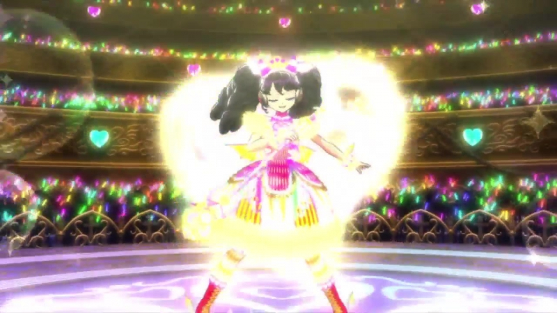PriPara: Gaaruru — Ready Smile!! (105) [Kami Idol Grandprix (получение нового коорда)]
