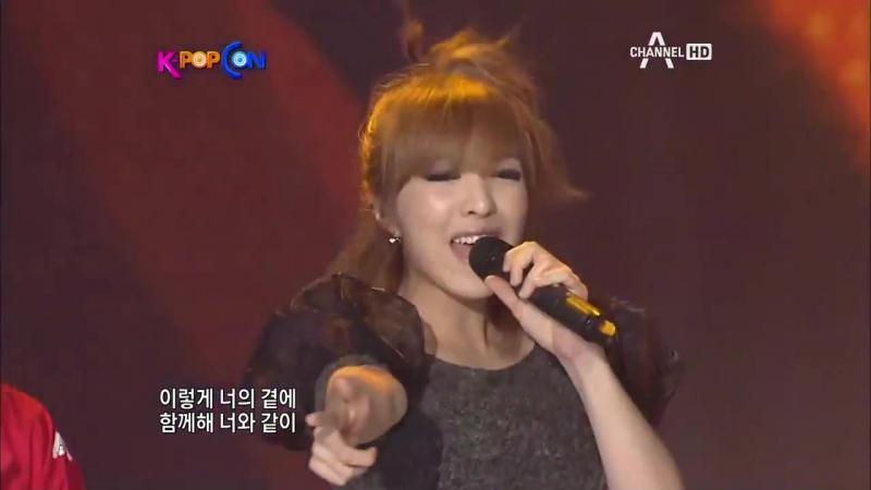 120131 Electroboyz ft. Yujin (Brave Girls) - Ma Boy 2 @ Chanal A K-pop Con