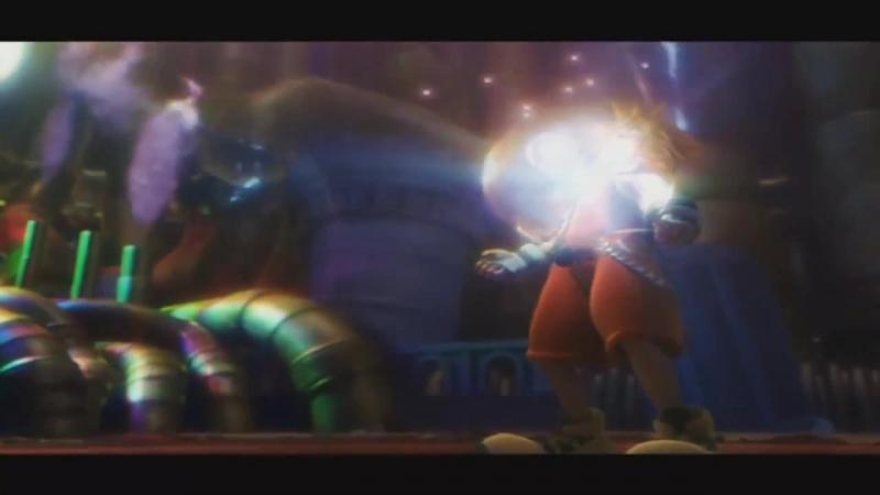 Kingdom Hearts Dubstep AMV - Scattered Memories [VeNoMz]