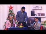КВН Триод и диод - Двоюродный брат жены приехал на Новый год