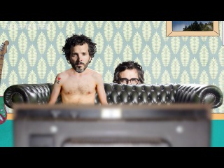 Flight of the Conchords on Kiwi egg omelettes - New Zealand: Earth's Mythical Islands - BBC Two