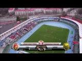 Обзор матча: Футбол. РФПЛ. 24-й тур. Уфа - Анжи 2:0