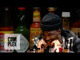 Hot Ones: Curren$y Talks Munchies, Industry Games And Rap Dogs While Eating Spicy Wings