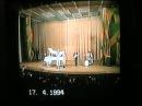 На концерте в Климовске 17 04 94 г