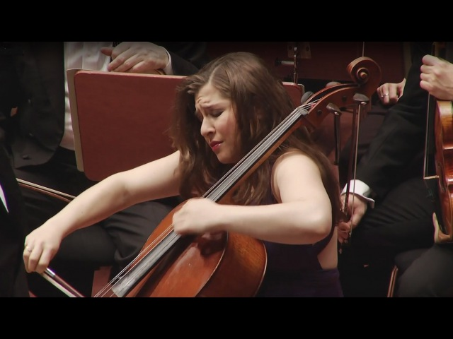 Hindemith Cellokonzert ∙ hr Sinfonieorchester ∙ Alisa Weilerstein ∙ Marek Janowski