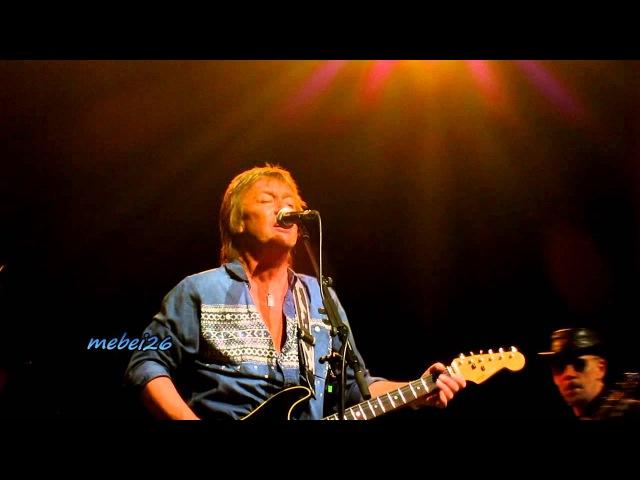 WHAT CAN I DO - Chris Norman - Tallinn 16.11.2014