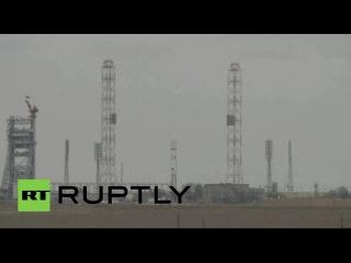 Запуск первой в истории миссии для поиска жизни на Марсе с космодрома Байконур
