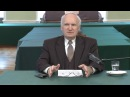 020.Человеческая природа Христа (МДА, 2011.02.28) — Осипов А.И.