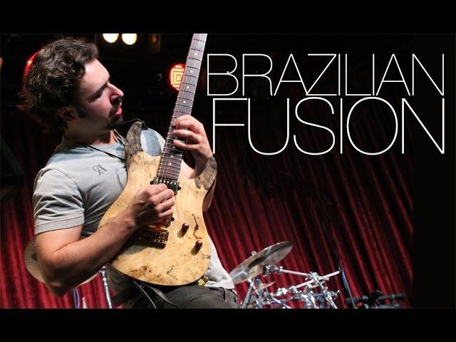 Two Tone Sessions Andre Nieri Brazilian Fusion