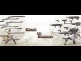 Akemi Homura VS Tomoe Mami (GUN BATTLE) - MS Madoka Magica