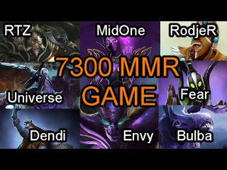 MidOne Templar Assassin | 7300 Avg MMR - Funny Chat | Game Highlights
