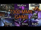 MidOne Templar Assassin | 7300 Avg MMR - Funny Chat | Game Highlights