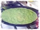 Зеленые блины от Широмани