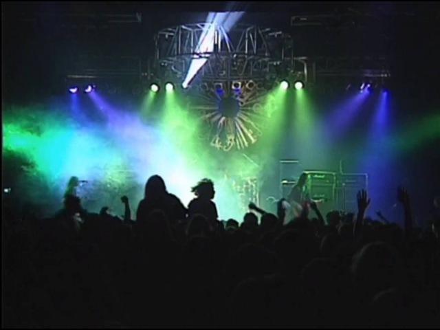 Carcass Live in London Astoria 1992
