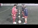 Tecnificación Futbol velocidad de reaccion (parte 1)reflejos 3.