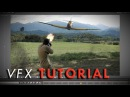Airplane Strafing Run | VFX Tutorial