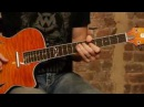 Crafter Slim Arch Top Guitar - SA model demonstration with Damon Johnson