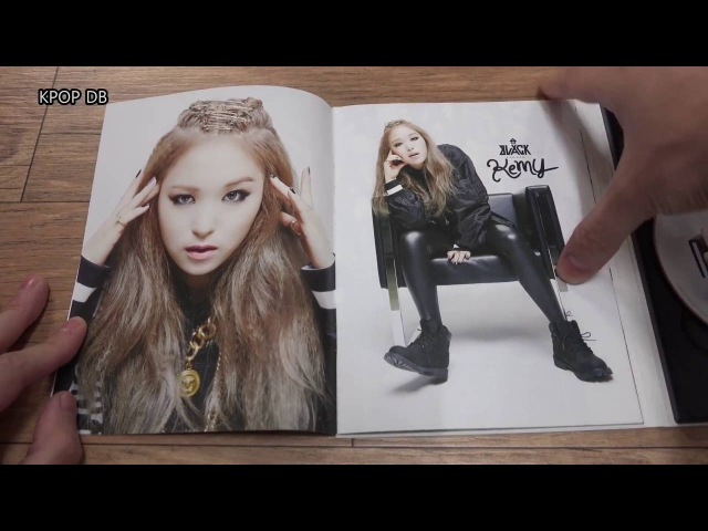 A.KOR BLACK - HOW WE DO (Digital Single) UNBOXING Autographed 에이코어 블랙 싸인 앨범후기.mp4