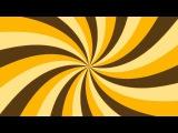 футажи  - радиальные круги (несколько штук)