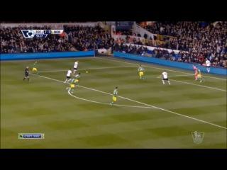 Тоттенхэм Хотспур - Норвич Сити 3-0 (26 декабря 2015 г, Чемпионат Англии)