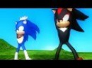 MMD [SONIC BOOM] (Sonic and Shadow) ♪Little apple♪ (MODELS DL)