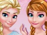 Игра Макияж Анны и Эльзы ХОЛОДНОЕ СЕРДЦЕ! Игры для детей ОНЛАЙН БЕСПЛАТНО! МУЛЬТФИЛЬМ!
