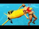 Приколы в играх WDF 13 Крылатые засранцы Смешные моменты из GTA 5