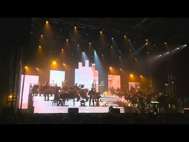 Il Volo - O paese d o sole (Piero Ignazio) - live Roseto 6012016