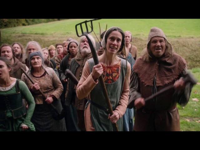 Средневековая Революционная из 6 эпизода Галаванта - GladiolusTV