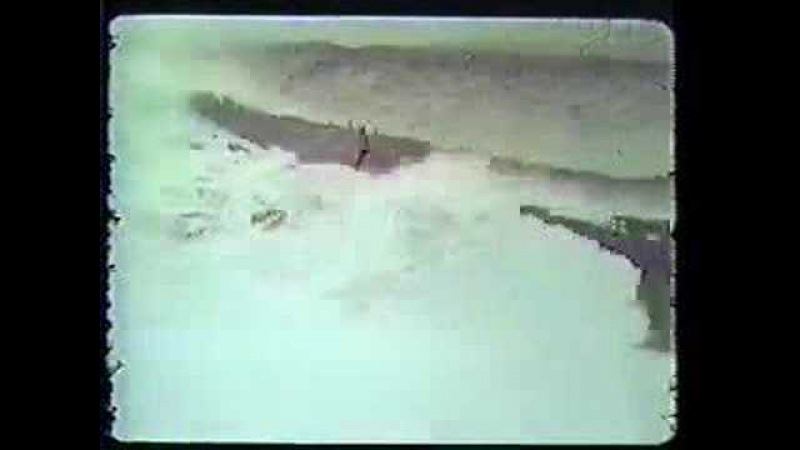 The Real Big Wednesday (Outside Pipeline) very rare clip