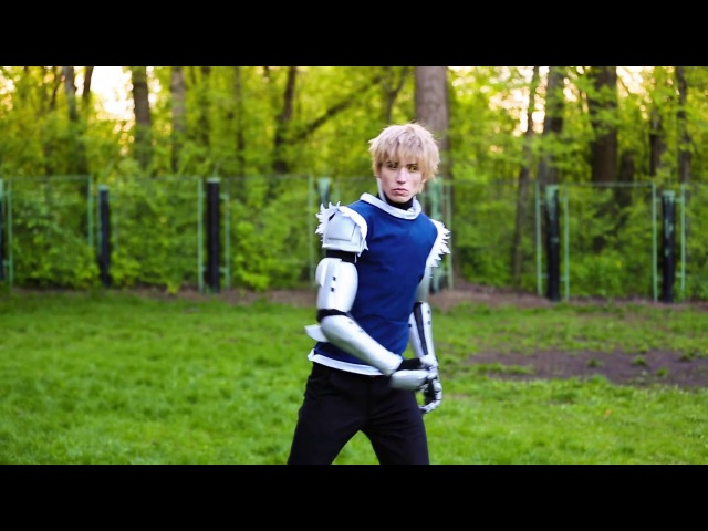 Genos by Vospi (One Punch Man cosplay)