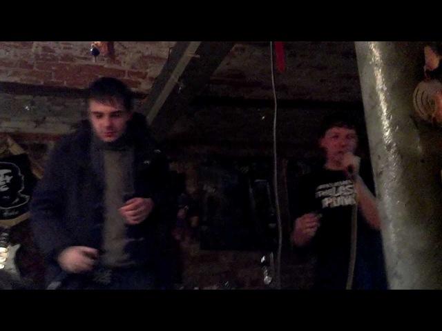 The Cold Dicks (live @42 Рязань 08.12.2012)