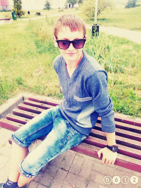 Nikolay, 21, Luniniec