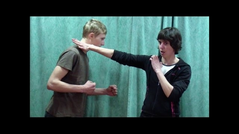 Вин Чун кунг-фу урок 21. ЧУМ КИУ ТАО (Движение ФАК САУ)