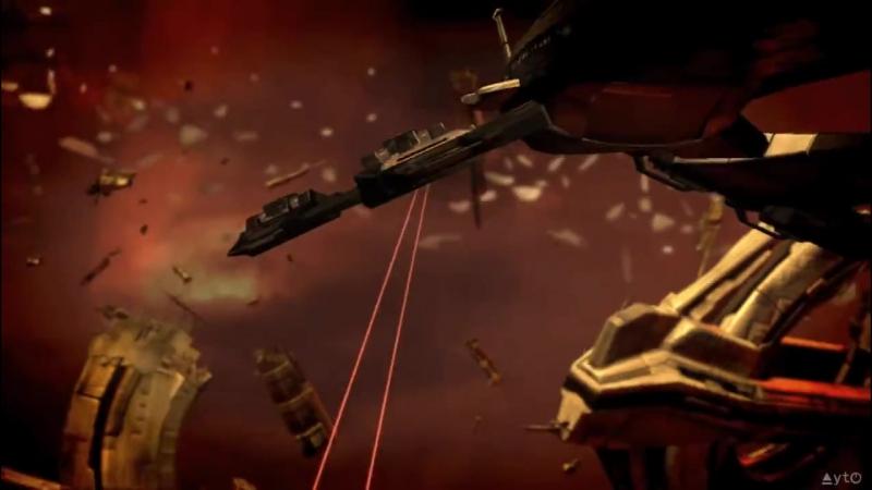 Штурмуя небеса (Mass Effect 1, 2, 3 heroes tribute) (Ayto)