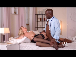 Nikky Dream - Doc Black Cock Penetrates Blonde Ass [Liked Porno 2016]
