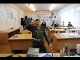 Как позорят кадеты свои береты )))
