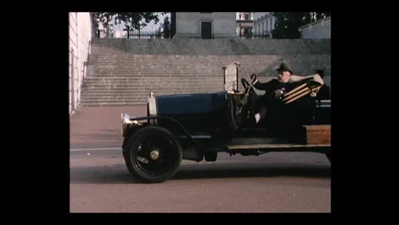 Рейли: король шпионов / Reilly: Ace of Spies (1983) 6 серия