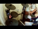 Manu Shrine Denis Zyryanov Severity drum cover