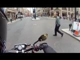 ЗВУК МОТО Пугает пешеходов (Short VIdeo)