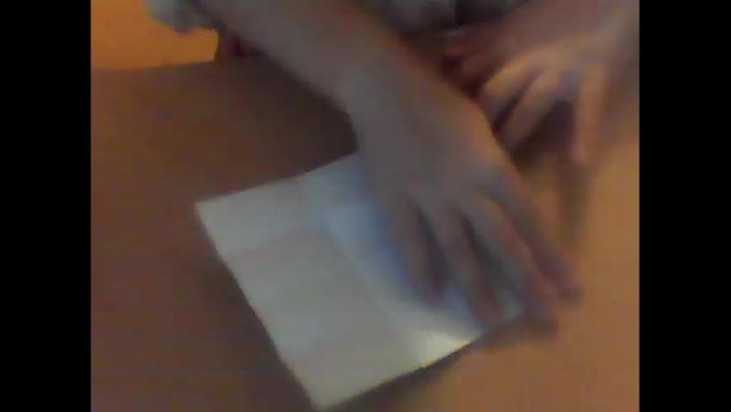 Делаем Оригами Сердце сундук
