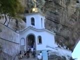 Свято Успенский мужской монастырь. Бахчисарай
