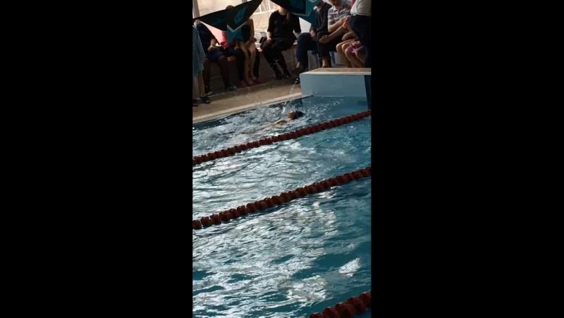 Плавание. Двоеборье. Мальчики 2007-2008. Бассейн